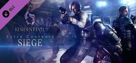 Buy RE6 / BH6: Siege Mode for Steam PC