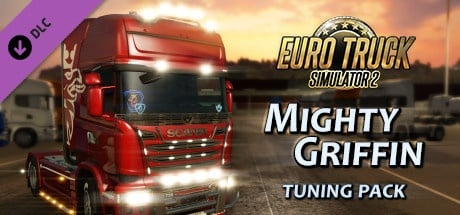 Buy Euro Truck Simulator 2 - Mighty Griffin Tuning Pack for Steam PC