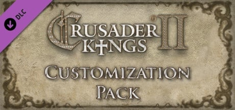Buy Crusader Kings II: Customization Pack for Steam PC