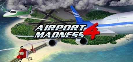 Buy Airport Madness 4 for Steam PC