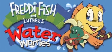 Buy Freddi Fish and Luther's Water Worries for Steam PC