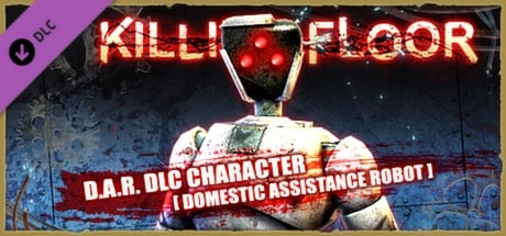 Buy Killing Floor - Robot Special Character Pack for Steam PC