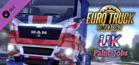 Buy Euro Truck Simulator 2 - UK Paint Jobs Pack for Steam PC