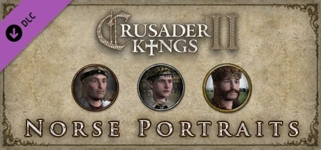 Buy Crusader Kings II: Norse Portraits for Steam PC