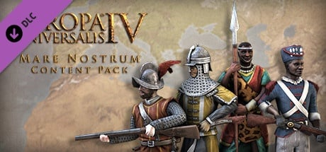 Buy Content Pack - Europa Universalis IV: Mare Nostrum for Steam PC