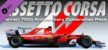 Buy Assetto Corsa - Ferrari 70th Anniversary Pack for Steam PC