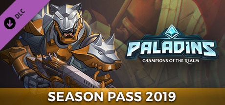 Paladins - Season Pass 2019 Steam Edition EUROPE