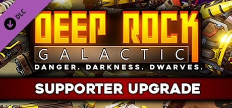 Deep Rock Galactic - Supporter Upgrade