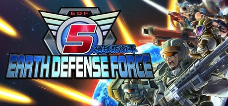 Buy EARTH DEFENSE FORCE 5 for Steam PC