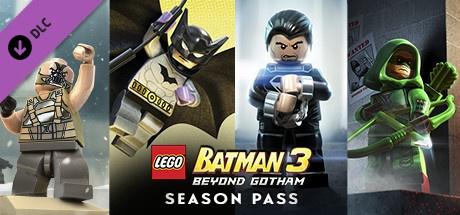 Buy LEGO Batman 3: Beyond Gotham Season Pass for Steam PC