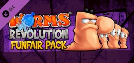 Buy Worms Revolution: Funfair DLC for Steam PC