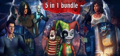Hidden Object Bundle 5 in 1