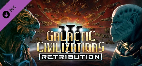Buy Galactic Civilizations III: Retribution Expansion for Steam PC