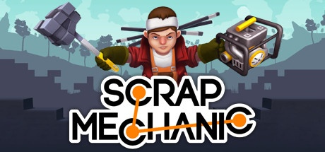 Buy Scrap Mechanic EUROPE for Steam PC