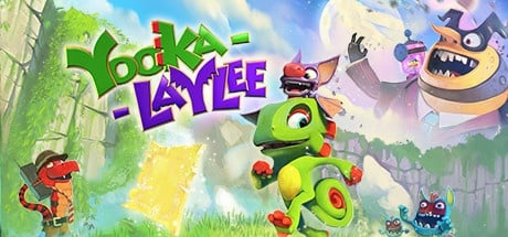 Buy Yooka-Laylee for Steam PC