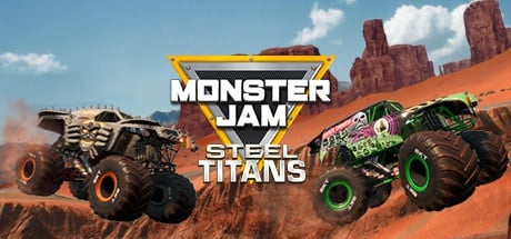 Buy Monster Jam Steel Titans for Steam PC