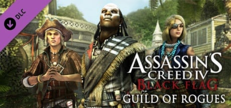 Assassin's Creed IV Black Flag – Guild of Rogues
