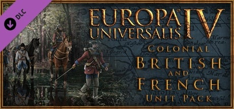 Buy Europa Universalis IV: Colonial British and French Unit pack for Steam PC