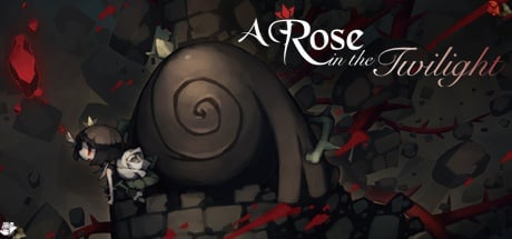 A Rose in the Twilight / ロゼと黄昏の古城