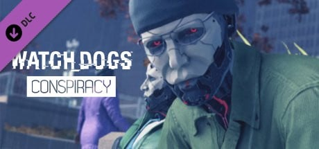 Watch_Dogs - Conspiracy Steam Edition