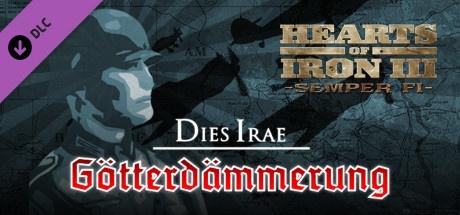 Buy Hearts of Iron III Semper Fi: Dies Irae Götterdämmerung for Steam PC