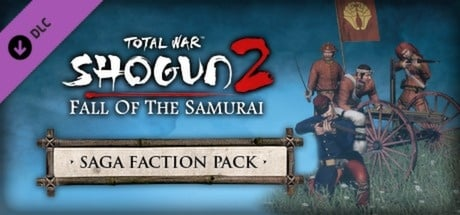 Total War: Shogun 2 - Fall of the Samurai – The Saga Faction Pack
