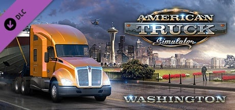 American Truck Simulator - Washington