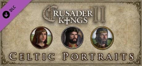 Buy Crusader Kings II: Celtic Portraits for Steam PC