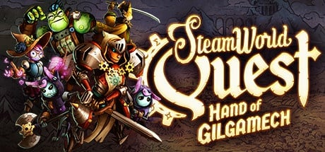 SteamWorld Quest: Hand of Gilgamech