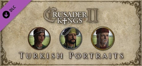 Buy Crusader Kings II: Turkish Portraits for Steam PC