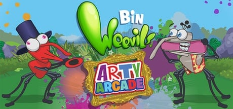 Buy Bin Weevils Arty Arcade for Steam PC