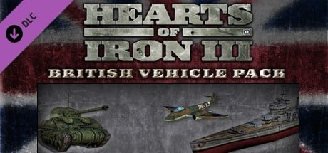 Buy Hearts of Iron III: British Vehicle Spritepack for Steam PC