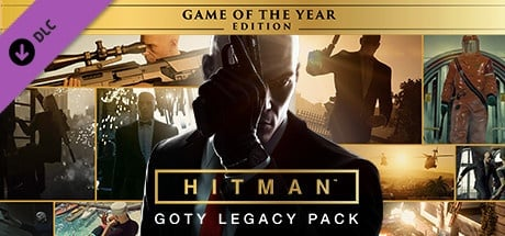 Buy HITMAN 2 GOTY Legacy Pack for Steam PC