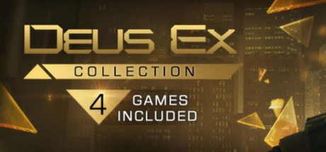 Buy Deus Ex Collection for Steam PC
