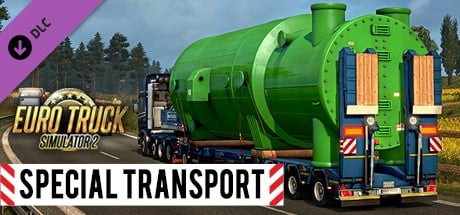 Buy Euro Truck Simulator 2 - Special Transport for Steam PC