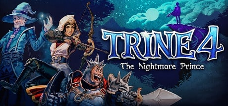 Buy Trine 4: The Nightmare Prince for Steam PC