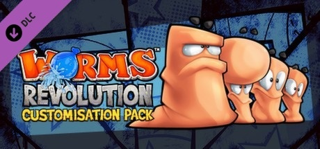 Buy Worms Revolution - Customization Pack for Steam PC