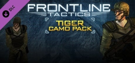 Buy Frontline Tactics - Tiger Camouflage for Steam PC