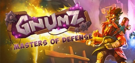 Buy Gnumz: Masters of Defense for Steam PC