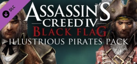 Buy Assassin's CreedIV Black Flag - Illustrious Pirates Pack for U Play PC