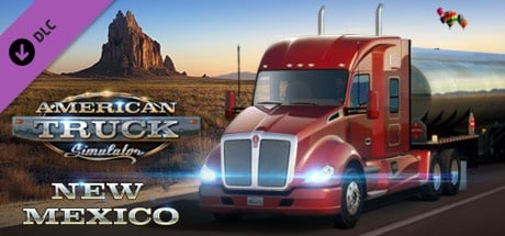 Buy American Truck Simulator - New Mexico for Steam PC