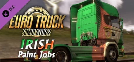 Buy Euro Truck Simulator 2 - Irish Paint Jobs Pack for Steam PC
