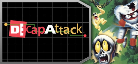 Buy Decap Attack for Steam PC