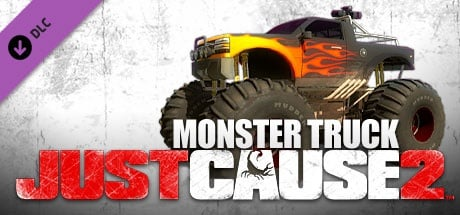 Buy Just Cause 2: Monster Truck DLC for Steam PC