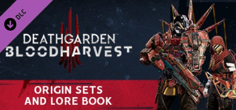 Buy DEATHGARDEN - Origin Sets & Extended Lore Book for Steam PC