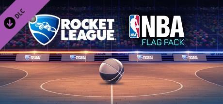 Rocket League® - NBA Flag Pack