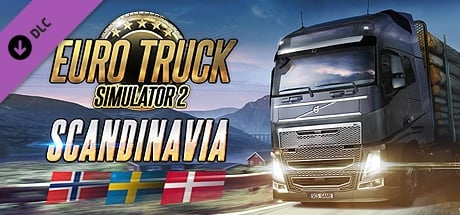 Buy Euro Truck Simulator 2 - Scandinavia for Steam PC
