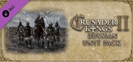 Buy Crusader Kings II: Russian Unit Pack for Steam PC