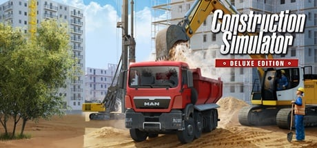 Construction-Simulator 2015 Deluxe Edition