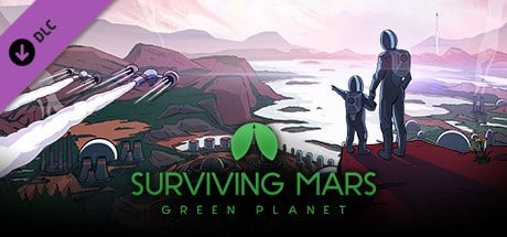 Buy Surviving Mars: Green Planet for Steam PC